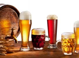 Be prepared to taste different types of delicious beers